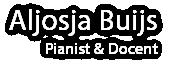 Aljosja Buijs, pianist en pianodocent | Pianoles in Oosterbeek en Arnhem Logo